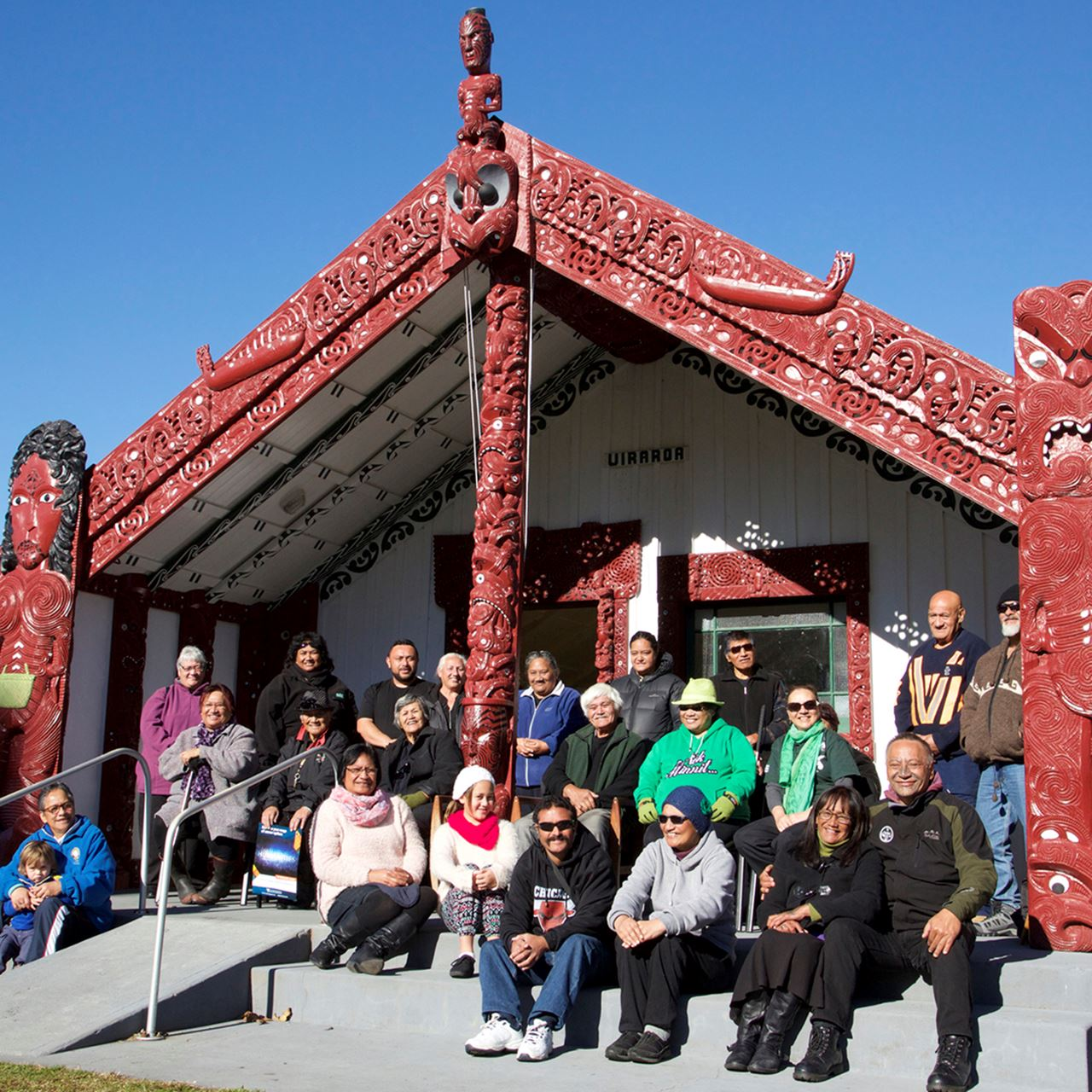 Our programmes are grounded in kaupapa Māori and āhuatanga Māori.