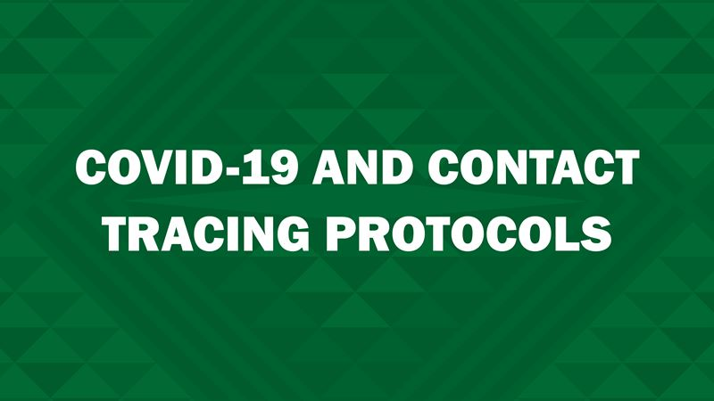 COVID-19 Protocols and Contact Tracing Information
