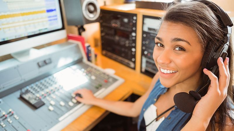 New Zealand Diploma in Radio Broadcasting (Level 5)