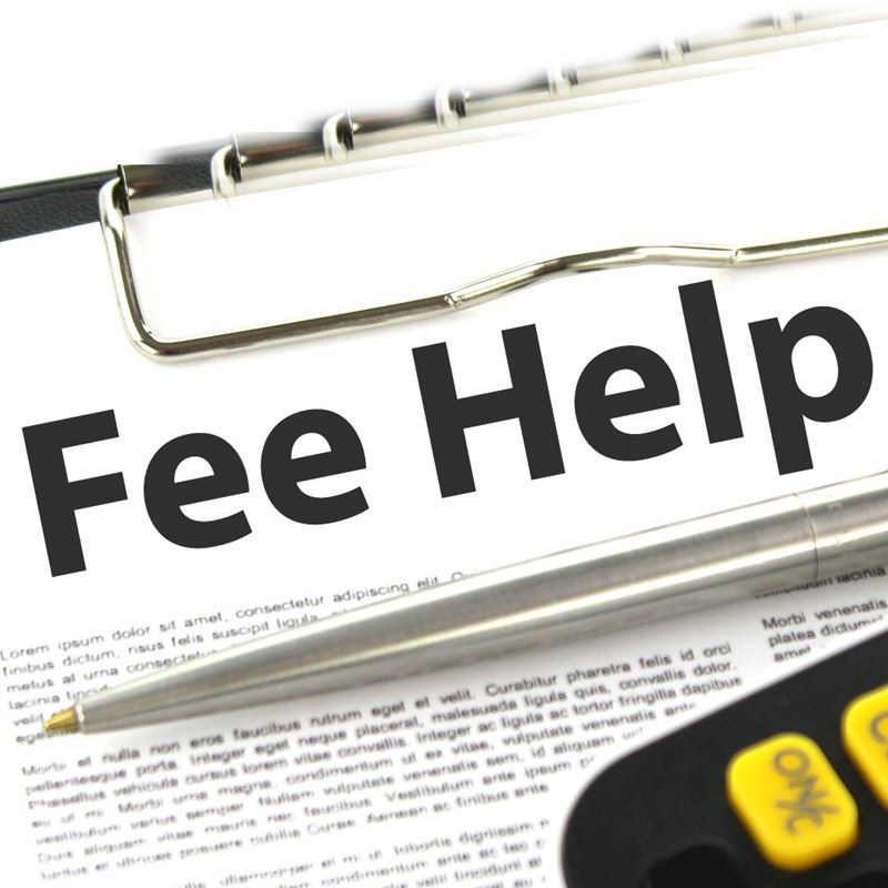 External fee assistance