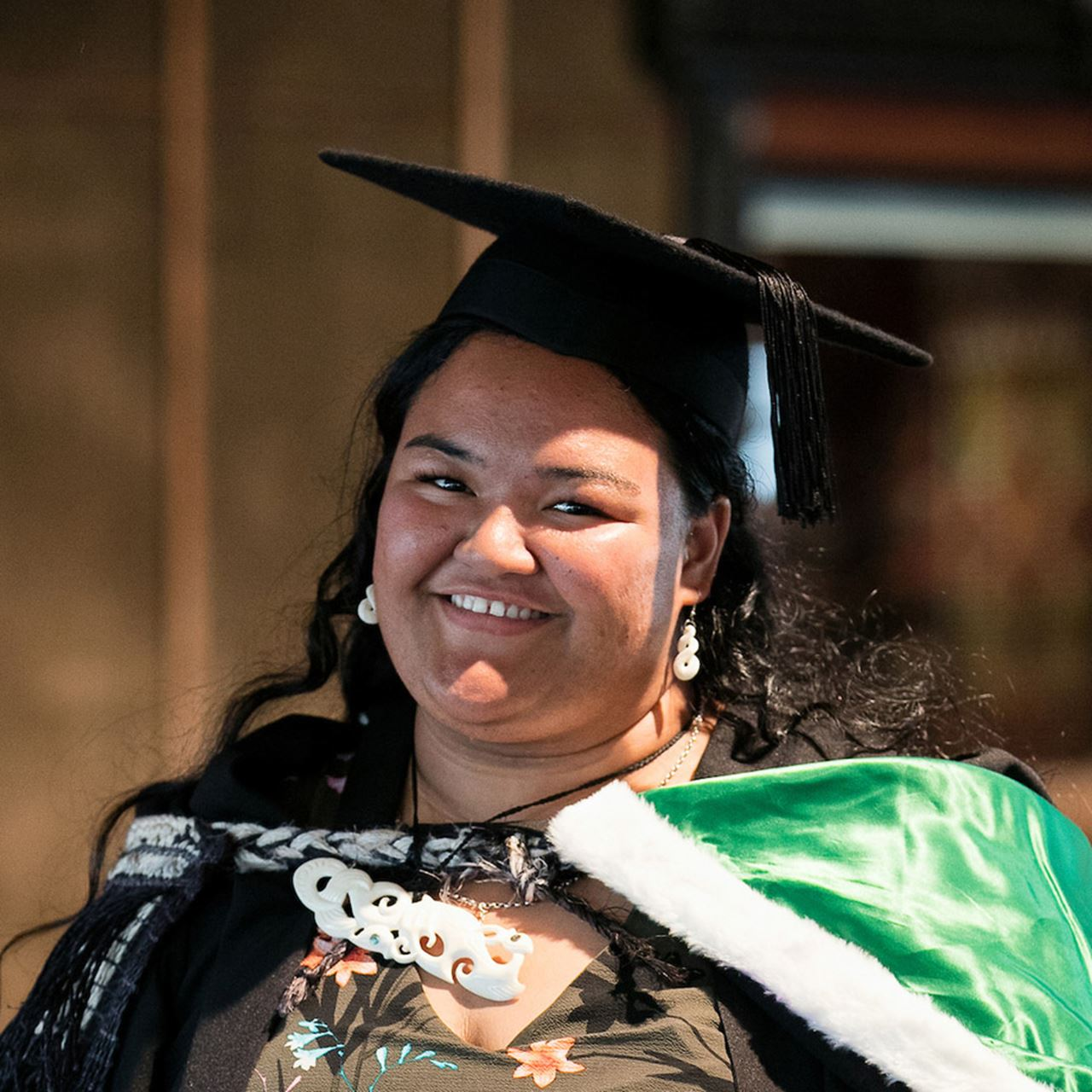 Te Rumate Mahutoto, Bachelor of Education - Teaching graduate